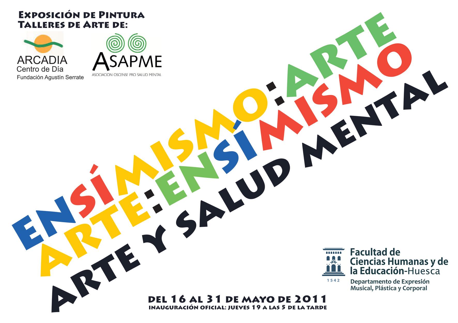 Exposición Asapme-Arcadia