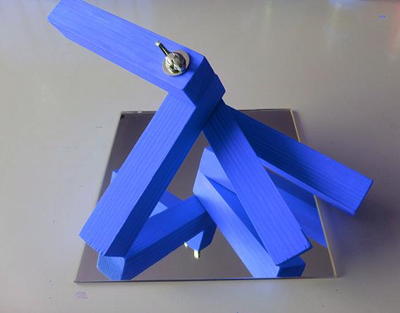 Eva azul