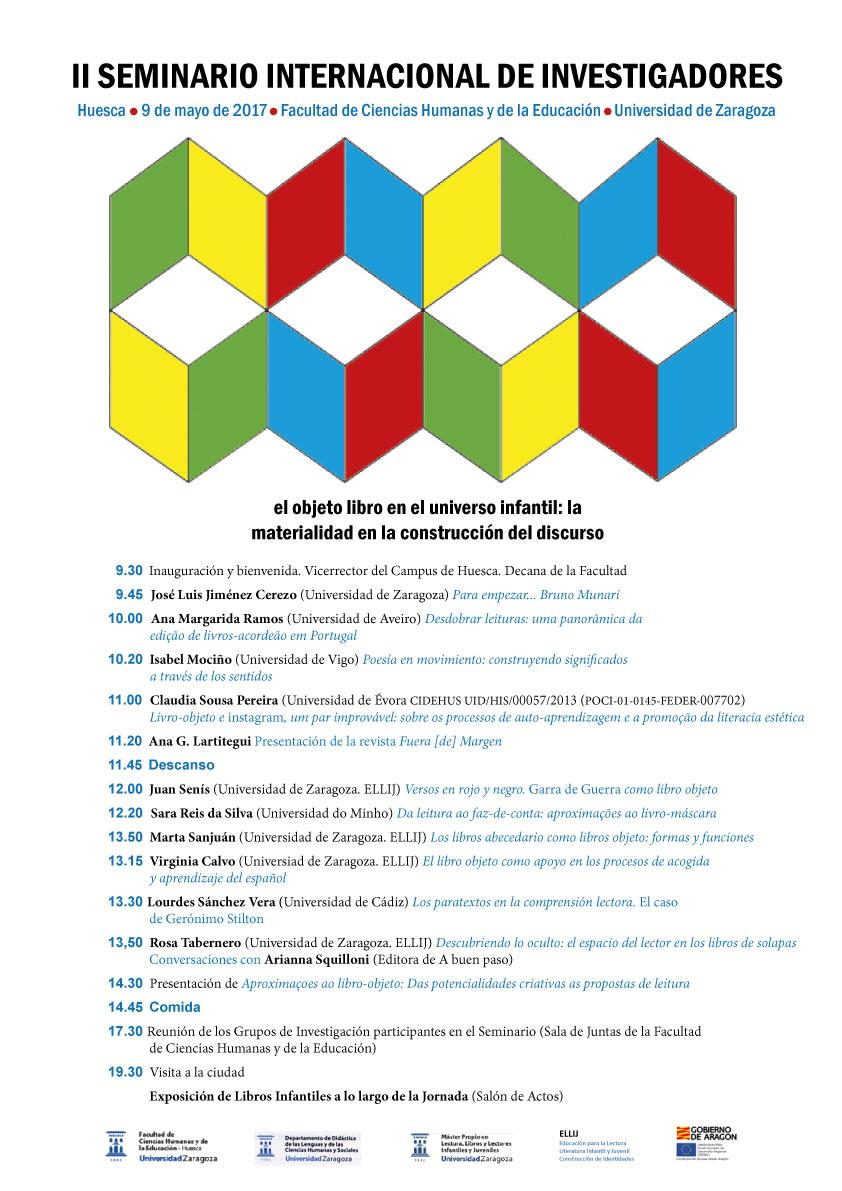 II Seminario Internacional de Investigadores